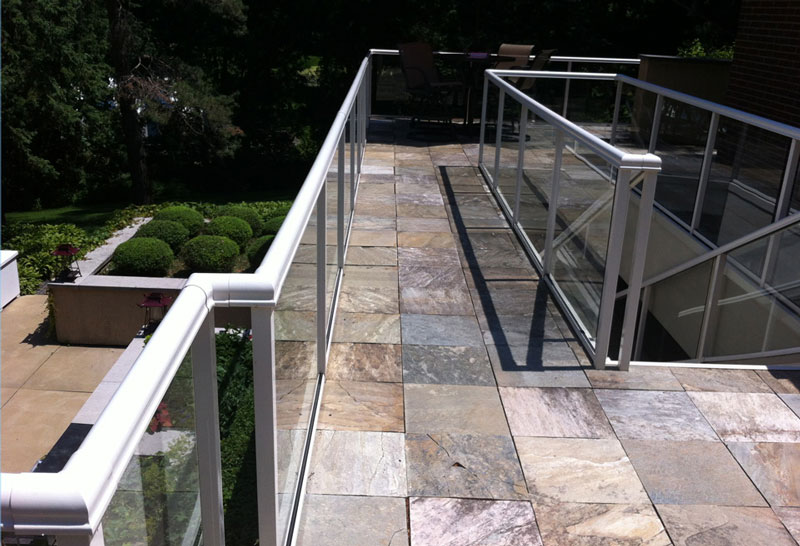 Glass Railing Panels